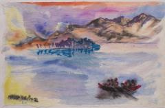Griechische Küste