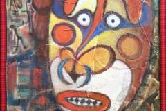 Afr.Maske